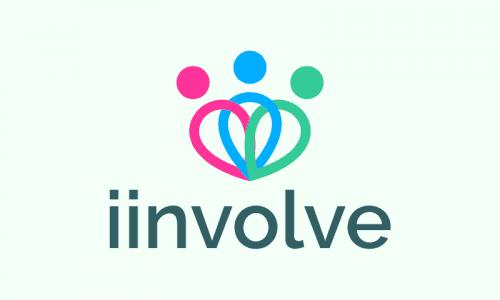 Iinvolve - Social networks business name for sale