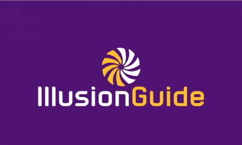 Illusionguide - Retail business name for sale