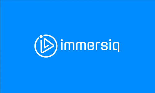 Immersiq - Marketing startup name for sale