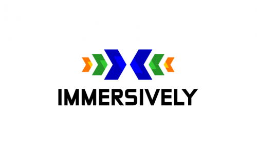 Immersively - E-commerce business name for sale
