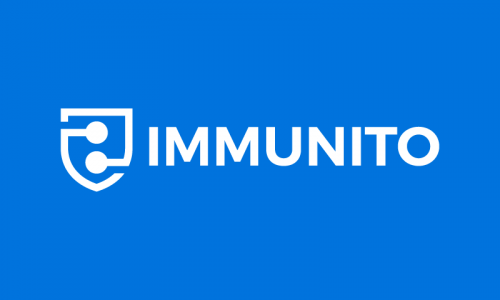 Immunito - Wellness startup name for sale