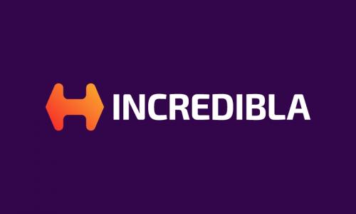 Incredibla - Art domain name for sale