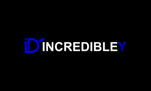 Incredibley - Modern business name for sale