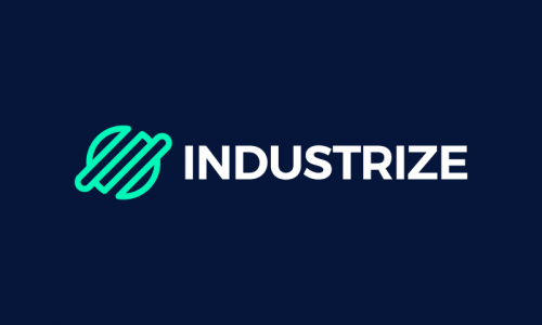 Industrize - Industrial company name for sale