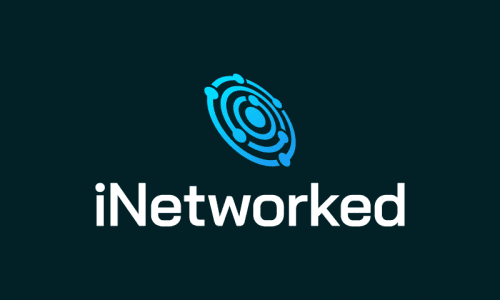 Inetworked - Professional networking company name for sale