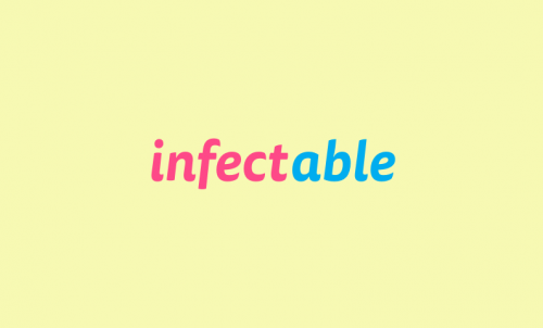 Infectable - Health domain name for sale