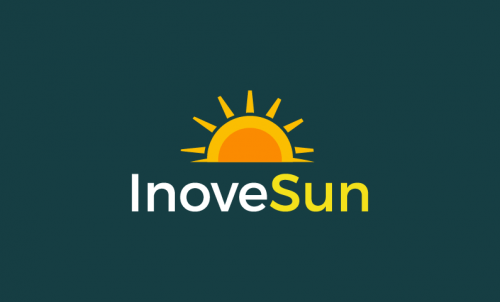 Inovesun - Green industry startup name for sale