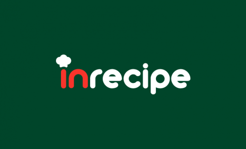 Inrecipe - Business name for a company in the food industry