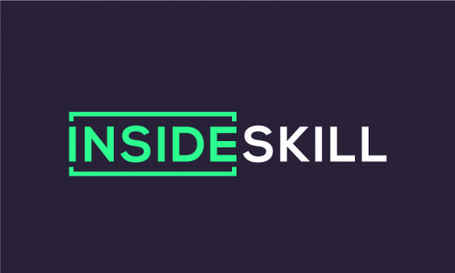 Insideskill - Support brand name for sale