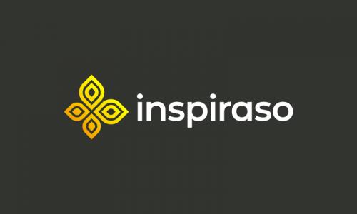 Inspiraso - E-commerce brand name for sale