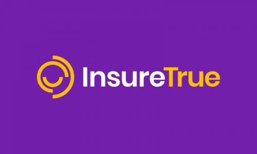 Insuretrue - Insurance domain name for sale