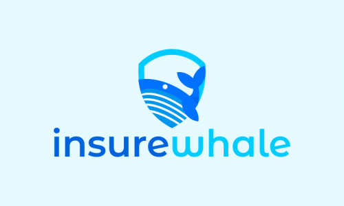 Insurewhale - Contemporary brand name for sale
