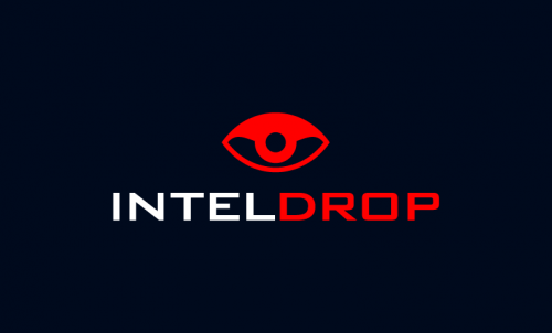 Inteldrop - Business company name for sale