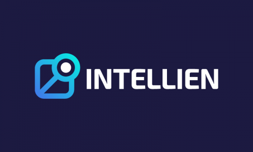 Intellien - Analytics product name for sale