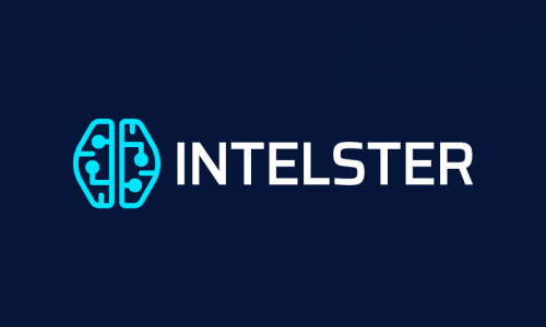 Intelster - Modern brand name for sale