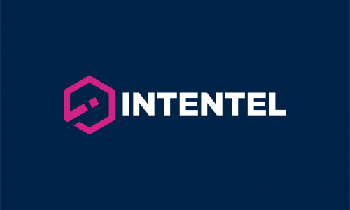 Intentel - Technology business name for sale