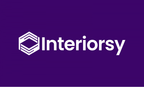Interiorsy - Modern brand name for sale
