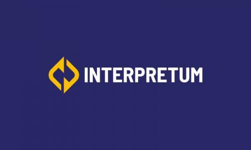 Interpretum - Business company name for sale