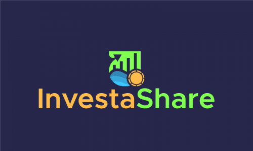 Investashare - Marketing startup name for sale