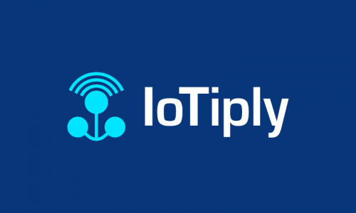 Iotiply - Technology company name for sale