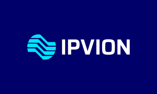 Ipvion - Business startup name for sale
