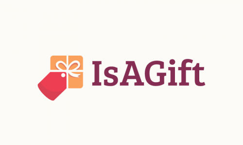 Isagift - E-commerce brand name for sale