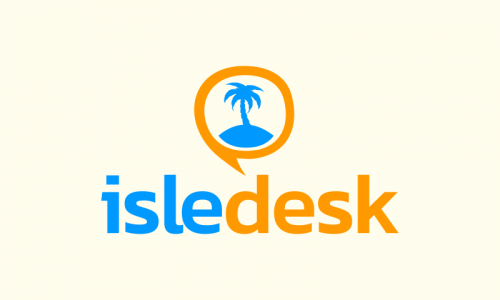 Isledesk - Call center product name for sale