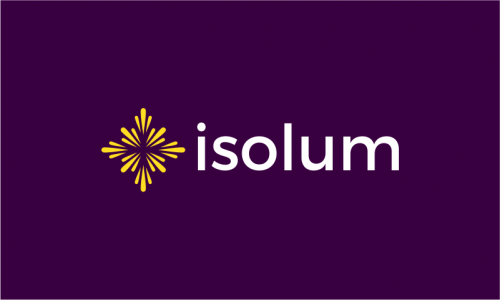 Isolum - Business product name for sale
