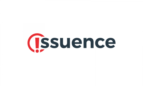 Issuence - Brandable product name for sale