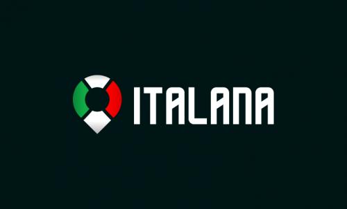 Italana - E-commerce company name for sale