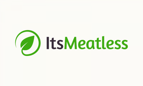 Itsmeatless - Nutrition business name for sale