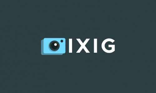 Ixig - E-commerce startup name for sale