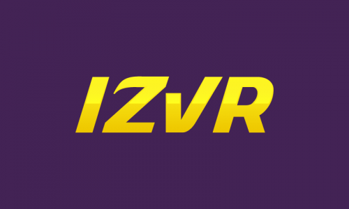 Izvr - Virtual Reality brand name for sale