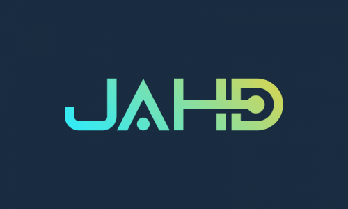 Jahd - Animation business name for sale