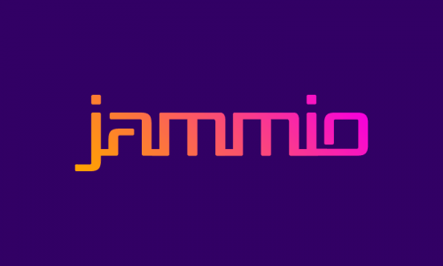 Jammio - Music domain name for sale