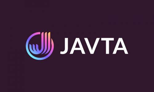 Javta - Marketing domain name for sale