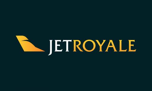 Jetroyale - Aviation domain name for sale