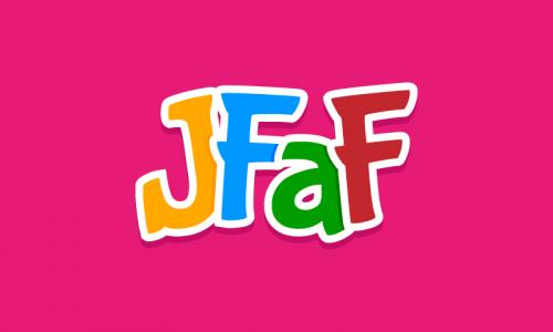 Jfaf - Finance brand name for sale