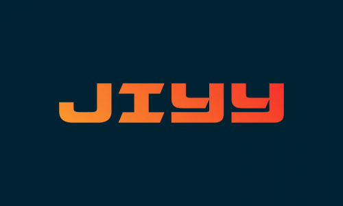 Jiyy - Approachable startup name for sale