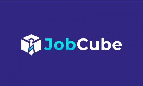 Jobcube - Recruitment domain name for sale