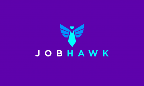 Jobhawk - Recruitment company name for sale