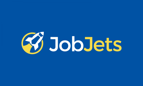 Jobjets - Recruitment company name for sale