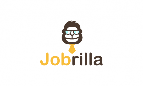 Jobrilla - Recruitment brand name for sale
