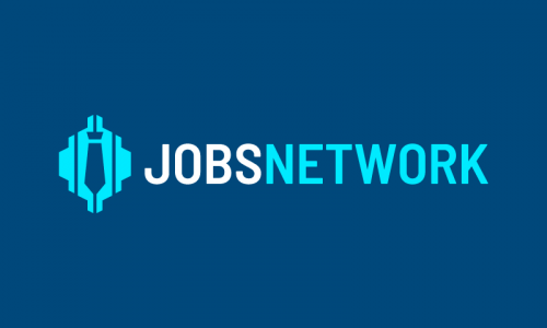 Jobsnetwork - Social networks company name for sale