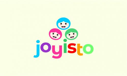 Joyisto - Retail startup name for sale