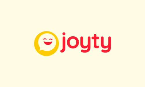 Joyty - Marketing business name for sale