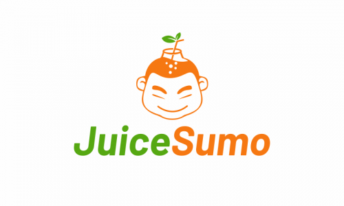 Juicesumo - Food and drink product name for sale