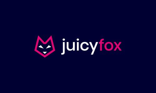 Juicyfox - E-commerce brand name for sale