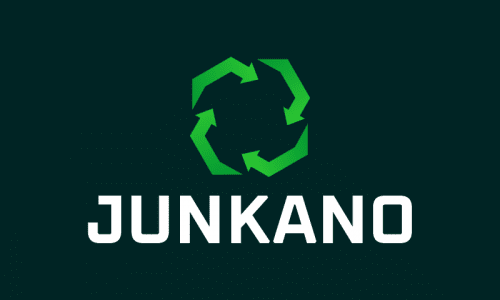 Junkano - Logistics domain name for sale