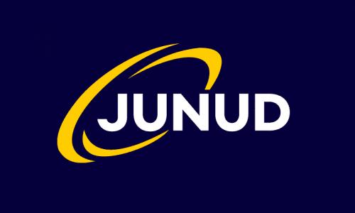 Junud - Technology company name for sale